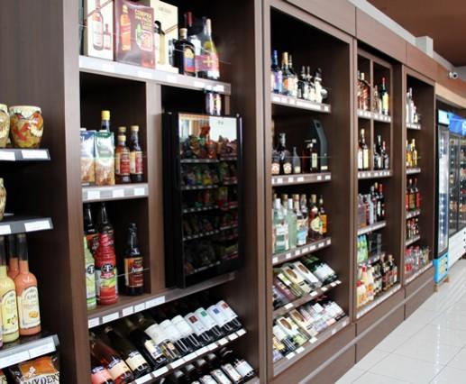 mueble para licores supermercado ForDiseno De Muebles Para Licores