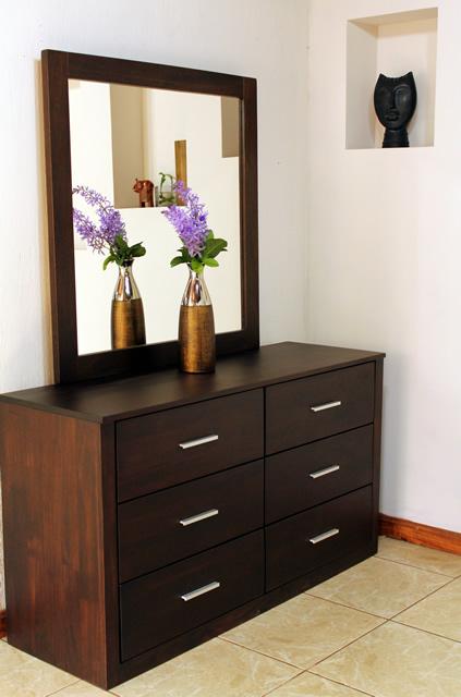 C moda con espejo ibiza for Modelos de zapateras de madera modernas
