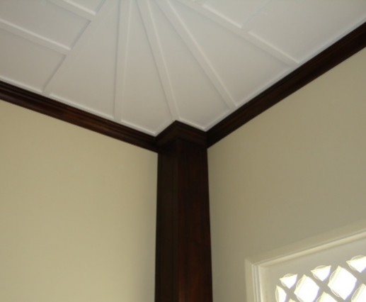 Restauraci n de partes de madera for Restauracion tejados de madera
