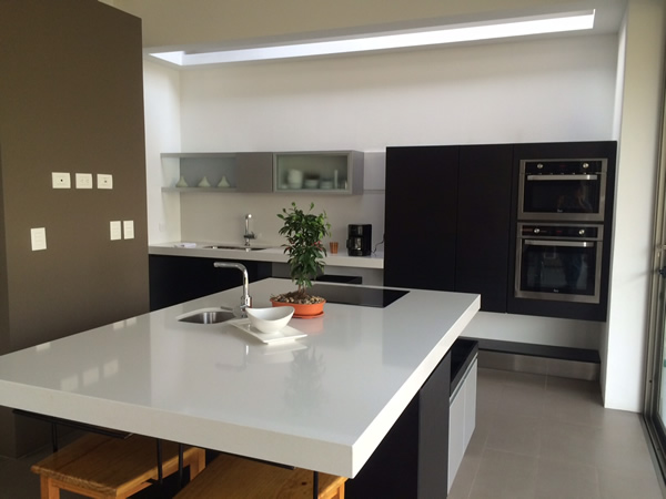 Mueble de cocina dise o minimalista costa rica for Diseno de cocinas minimalista