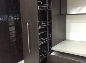 Herrajes para muebles de cocina